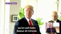 La grosse bourde de Donald Trump face à Kim Jong Un - ZAPPING ACTU BEST OF DU 14/08/2018