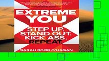 AudioEbooks Extreme You: Step up. Stand out. Kick ass. Repeat. Unlimited