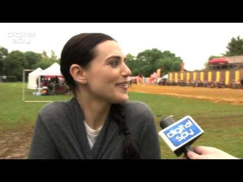 Katie McGrath talks 'Merlin'