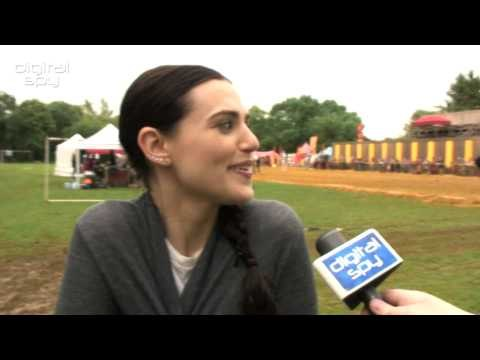 Katie McGrath talks 'Merlin'