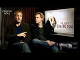 Patrick Fabian and Daniel Stamm on 'The Last Exorcism'