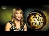 'I Am Number Four' interview teaser