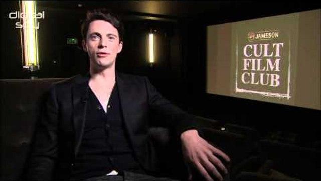 Matthew Goode on the Jameson Cult Film Club