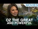 Mila Kunis, Sam Raimi on 'Oz The Great and Powerful'
