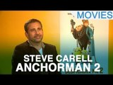Steve Carell on Anchorman 2: 'It's going to be funny'