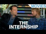 Vince Vaughn, Owen Wilson on Google movie 'The Internship'