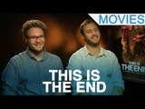 Seth Rogen and Evan Goldberg on apocalyptic comedy 'This Is The End'