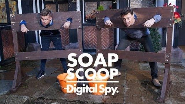 Hollyoaks spoilers - Ryan and Ste bury the hatchet (Week 45)