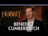 Benedict Cumberbatch 'The Desolation of Smaug'