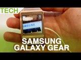 Samsung Galaxy Gear smartwatch hands-on, IFA 2013