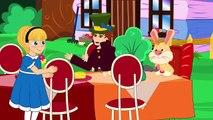 Alices Adventures in Wonderland bedtime story for children | Alice in Wonderland songs fo