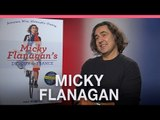 Micky Flanagan 'Russell Brand is making all the right noises'