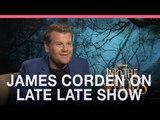 James Corden reveals his dream Late Late Show guest