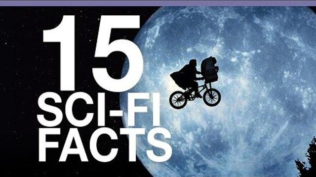15 Sci-fi Movie Facts
