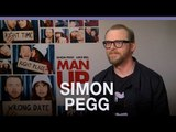 Simon Pegg writes a love letter to London and promises a reunion with Edgar Wright