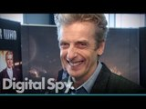 Peter Capaldi and Steven Moffat on 'Class' Doctor Who spinoff