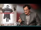 Can you solve Quentin Tarantino's 'Hateful Eight' mystery easter egg?