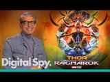 Thor: Ragnarok - Jeff Goldblum and Taika Waititi on female Thor and easter eggs