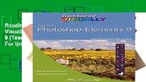 Reading books Teach Yourself Visually Photoshop Elements 9 (Teach Yourself VISUALLY (Tech)) For Ipad