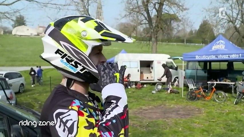 Phénomène Drift Trike : le tricycle de lextrême #RidingZone