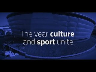 The Year Culture and Sport Unite