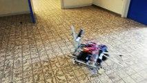 Mons: des jeunes au concours de robotique First Global