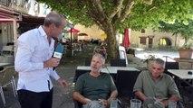 Alpes-de-Haute-Provence :  un moment détente au bar le ski club de la montagne de Lure !