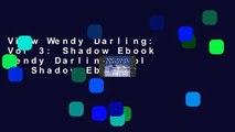 View Wendy Darling: Vol 3: Shadow Ebook Wendy Darling: Vol 3: Shadow Ebook