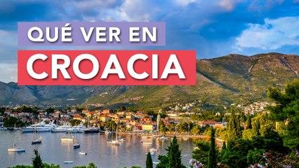Qué ver en Croacia   10 Lugares imprescindibles