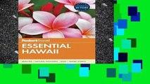 Ebook Fodor s Essential Hawaii (Full-color Travel Guide) Full