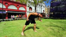 Diagon Alley Parkour: Parkour and Freerunning at the Theme Park!