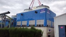 Water cooling system  GRP cooling tower manufacturer