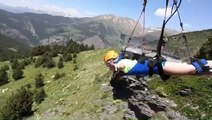 Before Duuuuring After ZIPLINE, the second longest in the Pyrenees!| Mon(t) Magic Family Park Canillo | El blog de Urzaiz using GoPro#Tirolina #Sum