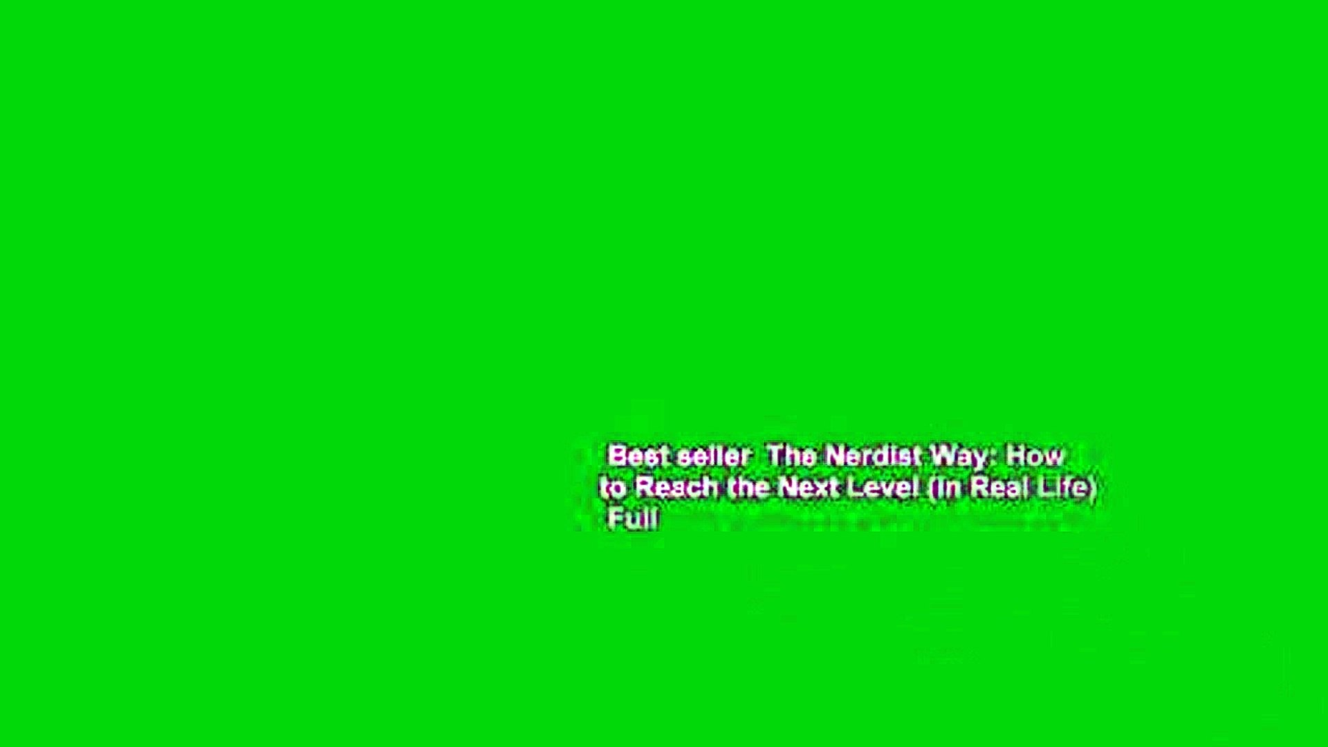 The Nerdist Way How to Reach the Next Level In Real Life