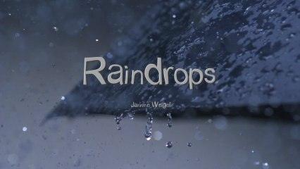 Jannine Weigel - Raindrops