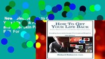 New Releases How to Get Your Life Back From Morgellons and Other Skin Parasites Limited Edit  For