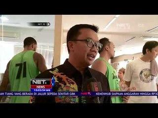 Live Report Menpora Tinjau Venue Basket Jelang Asian Games-NET10