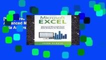 Microsoft Excel Advanced Filter Bangla Tutorial - video