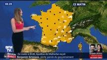 La chaleur risque bien d'être étouffante ce vendredi, 66 départements ont été placés en vigilance orange canicule