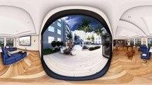 360 Degree Walkthrough Animation by Yantram Virtual Tour Designer ( 360 Video House Designs)