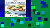 viewEbooks & AudioEbooks Go Low Carb: Eat Healthy and Keep Fit with The Best Low-carb Cookbook
