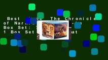 Best ebook  The Chronicles of Narnia Movie Tie-In Box Set: 7 Books in 1 Box Set  Any Format