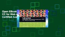 Open EBook Learn Adobe Dreamweaver CC for Web Authoring: Adobe Certified Associate Exam