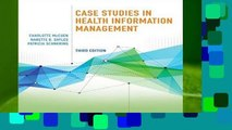 About For Books  Case Studies in Health Information Management  Any Format