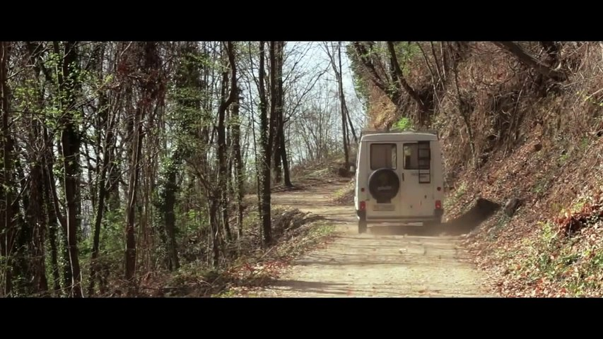 Across the River Trailer