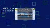 New Releases Marine Insurance Law  For Full