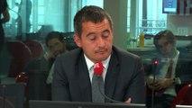 """Arrêts de travail payés par les entreprises : """"Pas de sujet tabou"""", dit Darmanin sur RTL"""