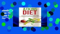 viewEbooks & AudioEbooks Atkins Diet: The Ultimate Weight Loss Guide, with Low-Carb and Healthy