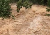 Severe Flooding Threatens Dam in Lynchburg, Virginia