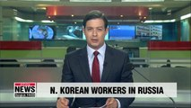 Thousands of North Korean workers enter Russia despite UN ban: WSJ